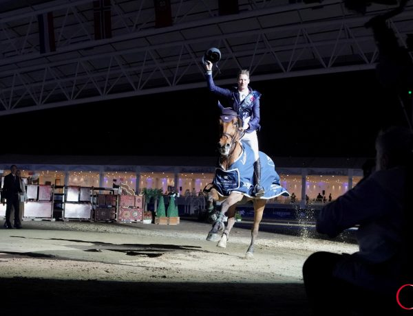 Related picture of Daniel Deusser took the Grand  Prix of Al Shagab