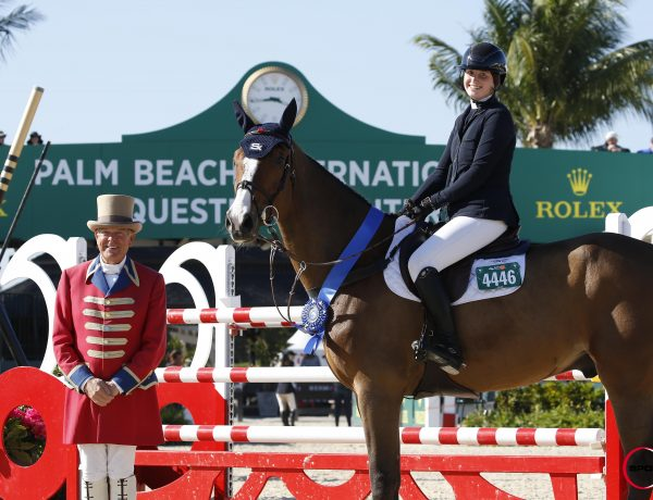 Related picture of Emilie Conter winner of the Hermès U25 WEF!