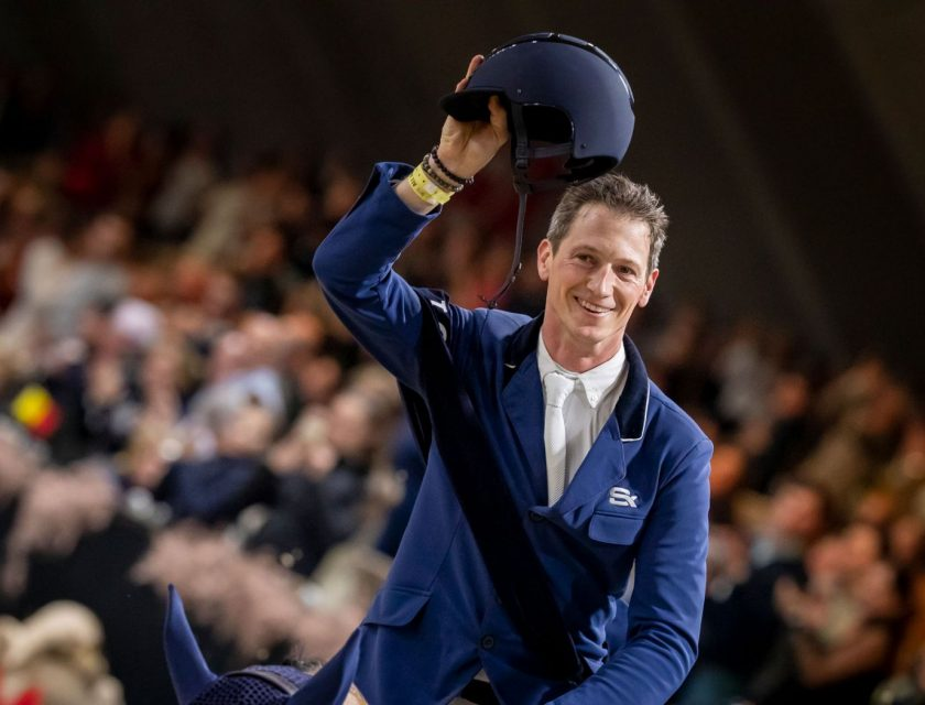 Daniel Deusser took the victory of the Longines FEI Jumping World Cup of Mechelen