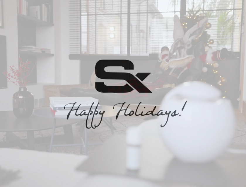 Happy Holidays from Stephex