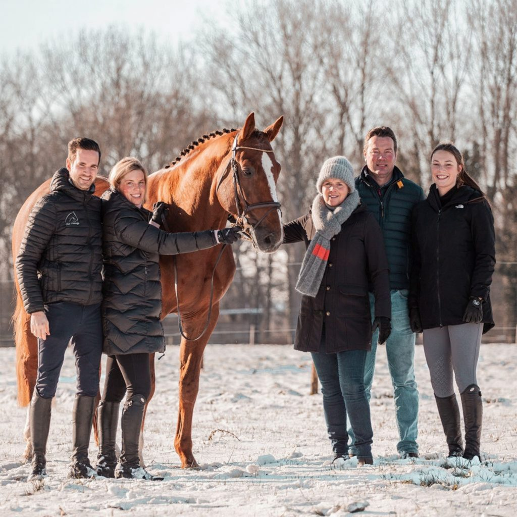 Breeders Behind The Stephex Success – Stal 't Paradijs
