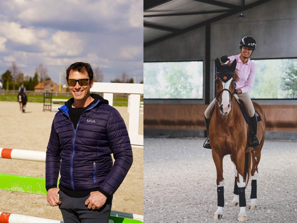 We appreciate the continued trust in our stable by our resident riders